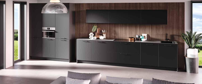 Rotpunkt-Küchen bei Küchen-Schreiner-Meier