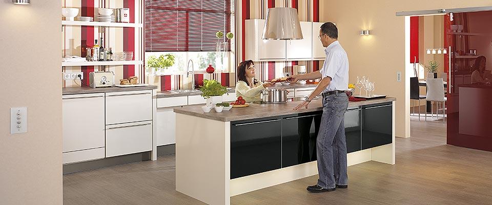 Barrierefreie Küchen bei Küchen-Schreiner-Meier