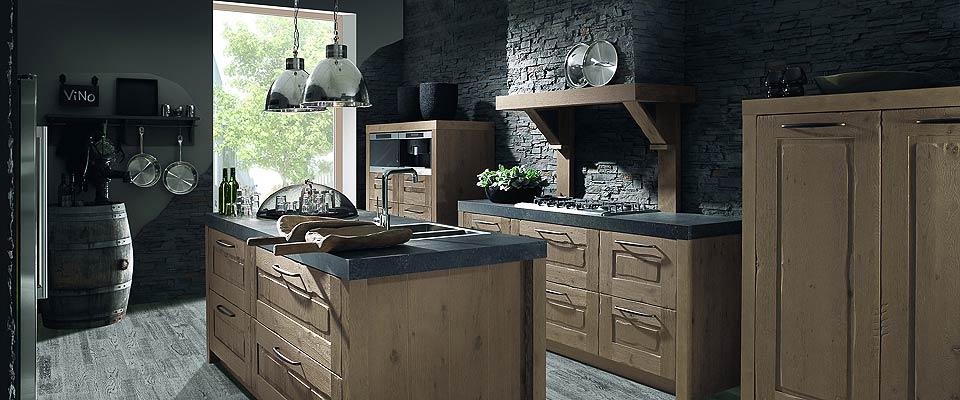 New Castle Style bei Küchen-Schreiner-Meier
