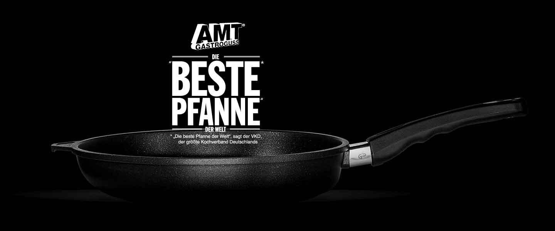 AMT - Die beste Pfanne der Welt*