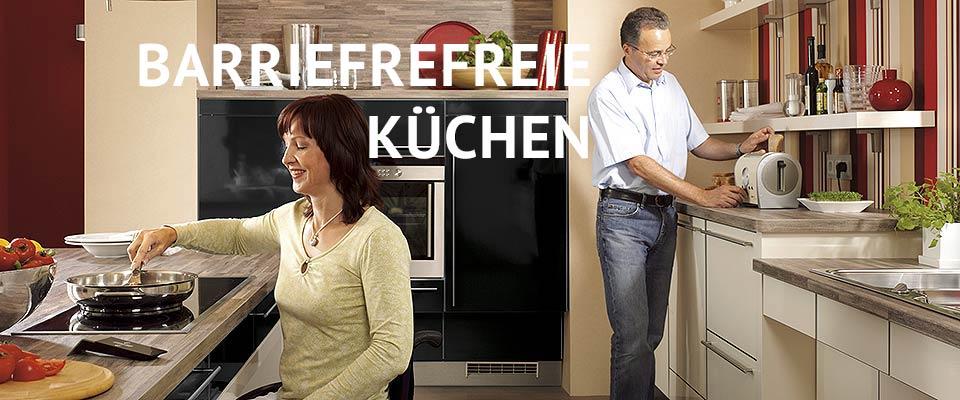 Küchen-Schreiner-Meier- Barrierefreie Küchen
