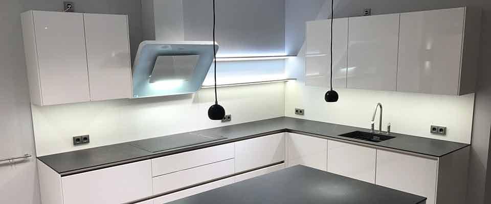 DEKTON Arbeitsplatten - bei Küchen-Schreiner-Meier