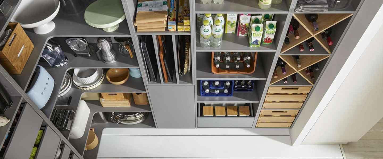 Hauswirtschaftsraum bei Küchen-Schreiner-Meier