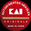 KAI Logo - Autorisierter Händler