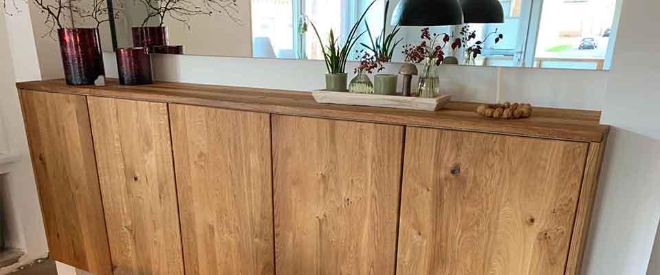 Küchenfronten Modernisierung bei Küchen-Schreiner-Meier