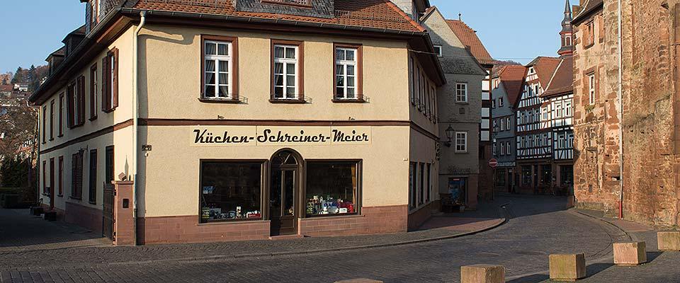 Küchen-Schreiner-Meier Studio Büdingen Ansicht 1