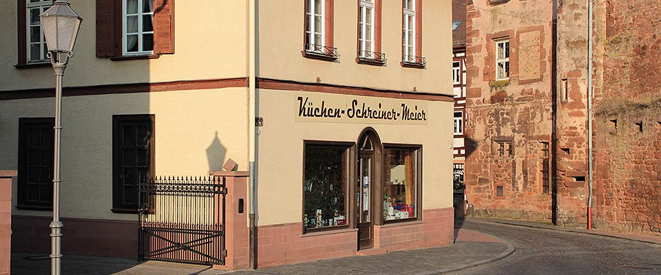 Küchen-Schreiner-Meier Studio Büdingen Ansicht 2