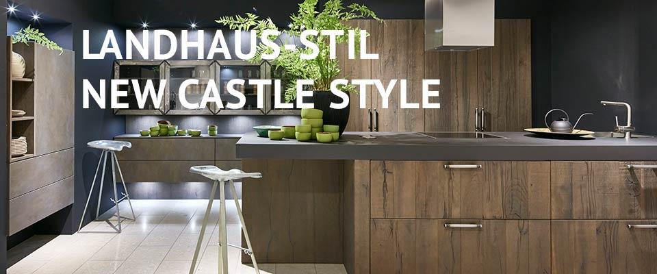 Küchen-Schreiner-Meier- Landhaus - New Castle - Stil - OAK-Line