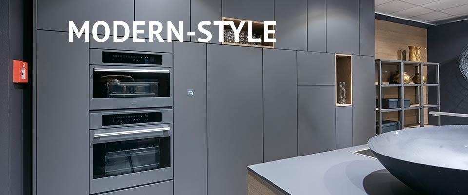 Küchen-Schreiner-Meier- Modern-Style Küchen