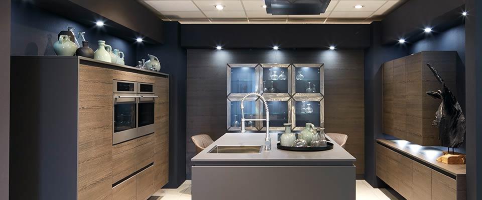 Küchen-Schreiner-Meier New Castle Style Grifflos