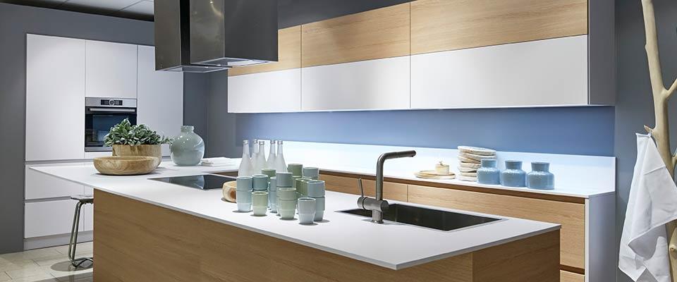Küchen-Schreiner-Meier Modern-Style Grifflos