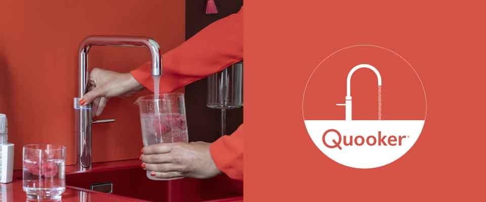 Wasserhahn Quooker Header