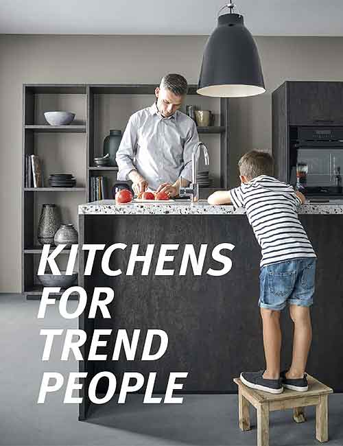 Schüller - Kitchens for Trend People