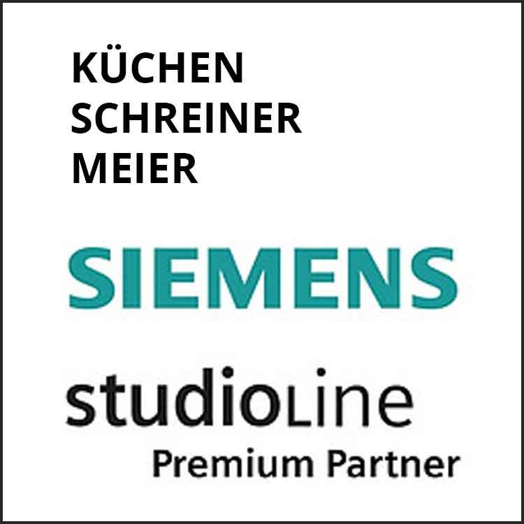 Küchen-Schreiner-Meier ist Siemens Studioline-Premium-Partner